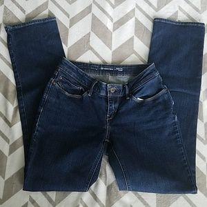 Levi's Supreme Curve Modern Rise Jeans Sz 28